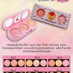 SIVANNA COLORS PEACH BEAM HF702