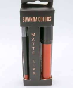 son kem Sivana Matte Lips 2in1