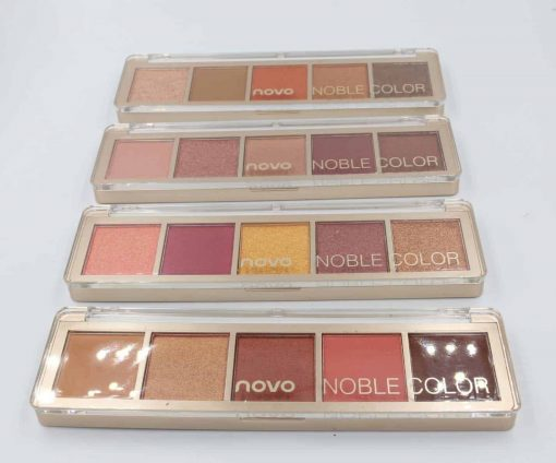 Phấn mắt Novo Noble Color 5 ô