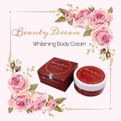 Kem body trắng da Beauty Dream