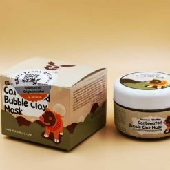 Mặt Nạ Sủi Bọt Bì Heo Carbonated Bubble Clay Mask