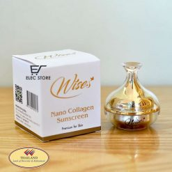 Kem Chống Nắng Wise Nano Collagen Sunscreen