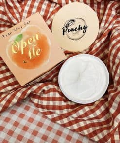 KEM BODY ĐÀO PEACHY CREAM
