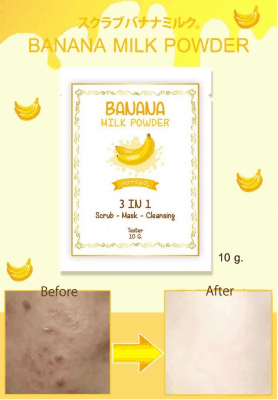 Banana Milk Powde